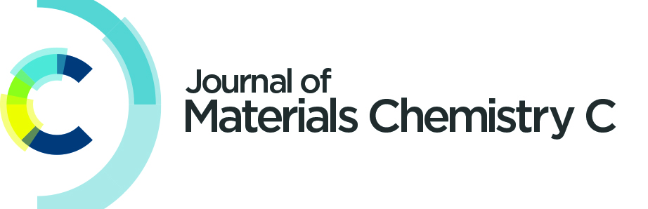 Journal of Materials Chemistry C is a high quality journal publishing materials research with applications in optical, magnetic and electronic devices.